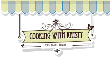 Cooking with Kristy